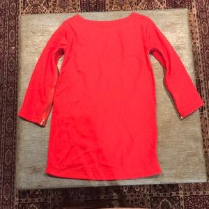 Marc by Marc Jacobs red dress